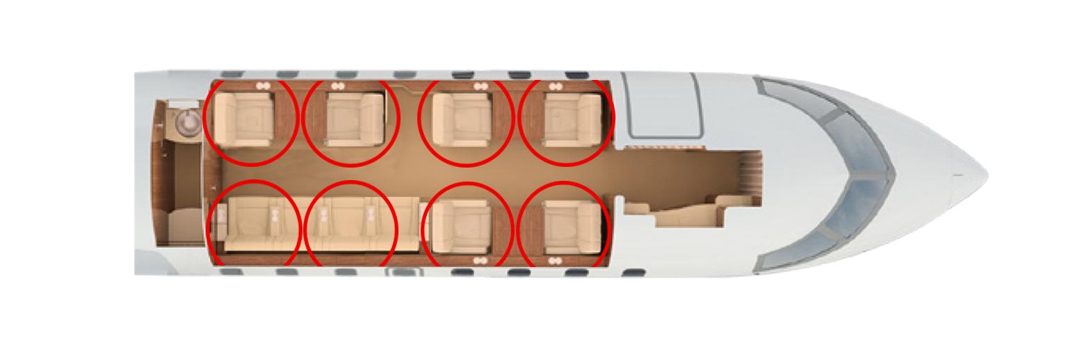 Seating-1mSpacing